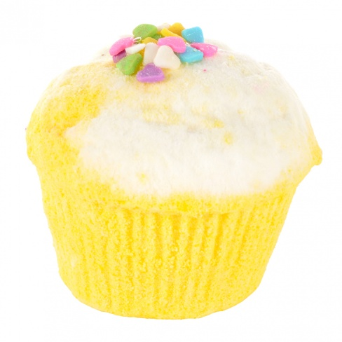 Bath Muffin - Yeah Yellow