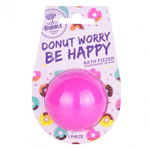 Bath Ball with message - Be Happy