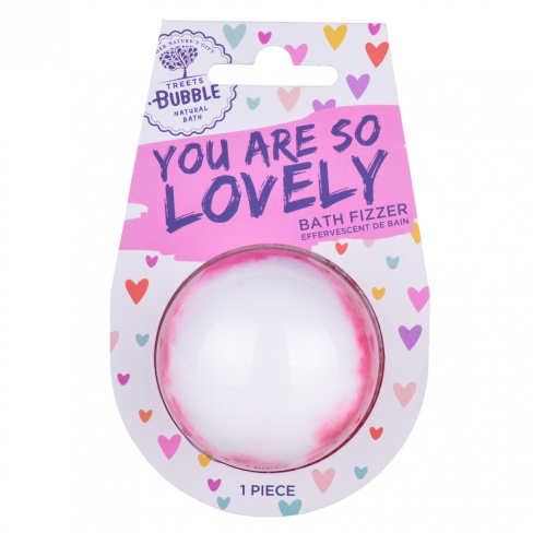Bath Ball with message - You are Lovely