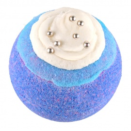 Bath Ball - Blueberry Cake