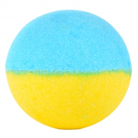 Bath Ball - Double Dip Blue