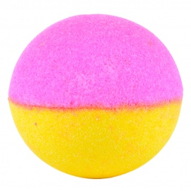 Bath Ball - Double Dip Pink