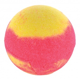 Bath Ball - Colour Party Red & Yellow