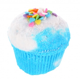 Bath Muffin - Badass Blue