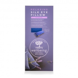 Silk Eye Pillow Lavender
