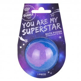 Bath Ball with message - My Superstar