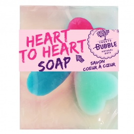 Soap Bar - Heart to Heart